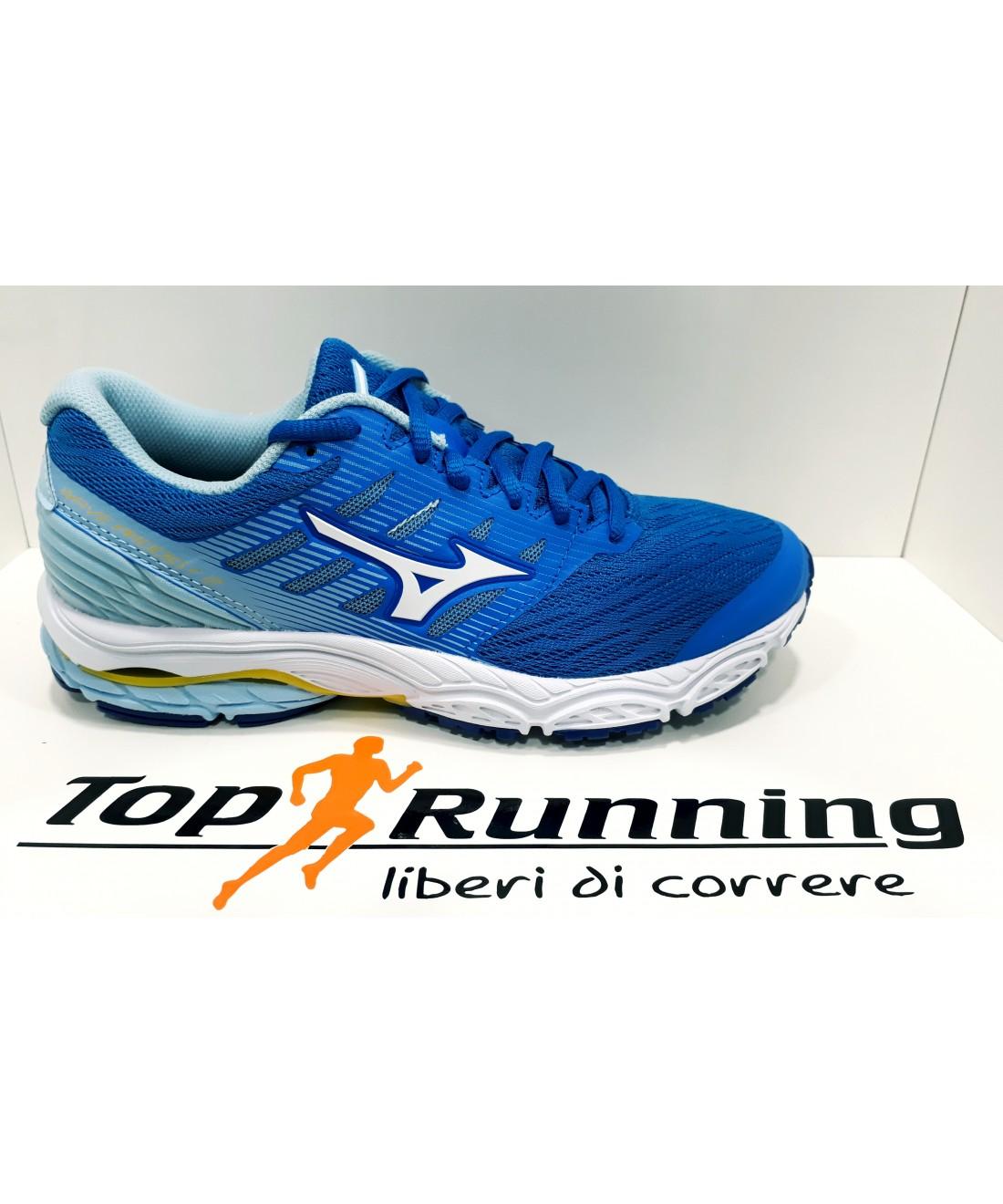 Scarpe da running - MIZUNO WAVE PRODIGY 2 DONNA - Top Running ... f4d5cafa42f