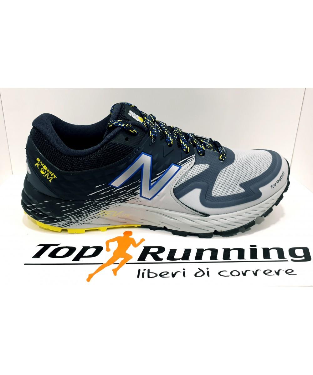 new balance uomo running top